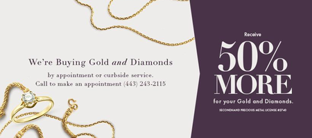 How to Sell Your Gold & Diamonds with Meritage Jewelers