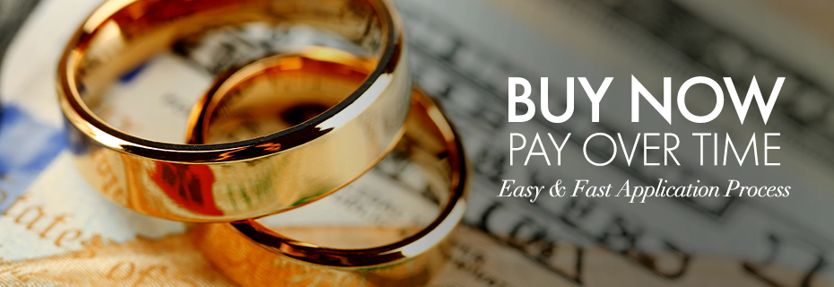 Jewelry Financing Buy Now Pay Over Time